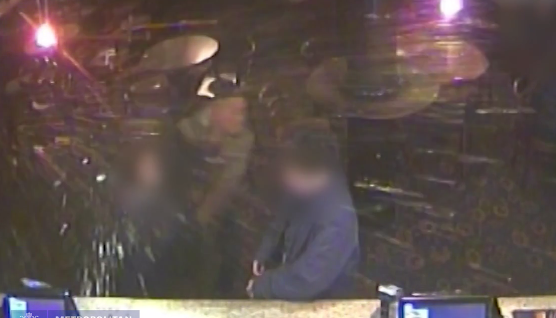 Watch CCTV of vicious glass attack in London Wetherspoons pub