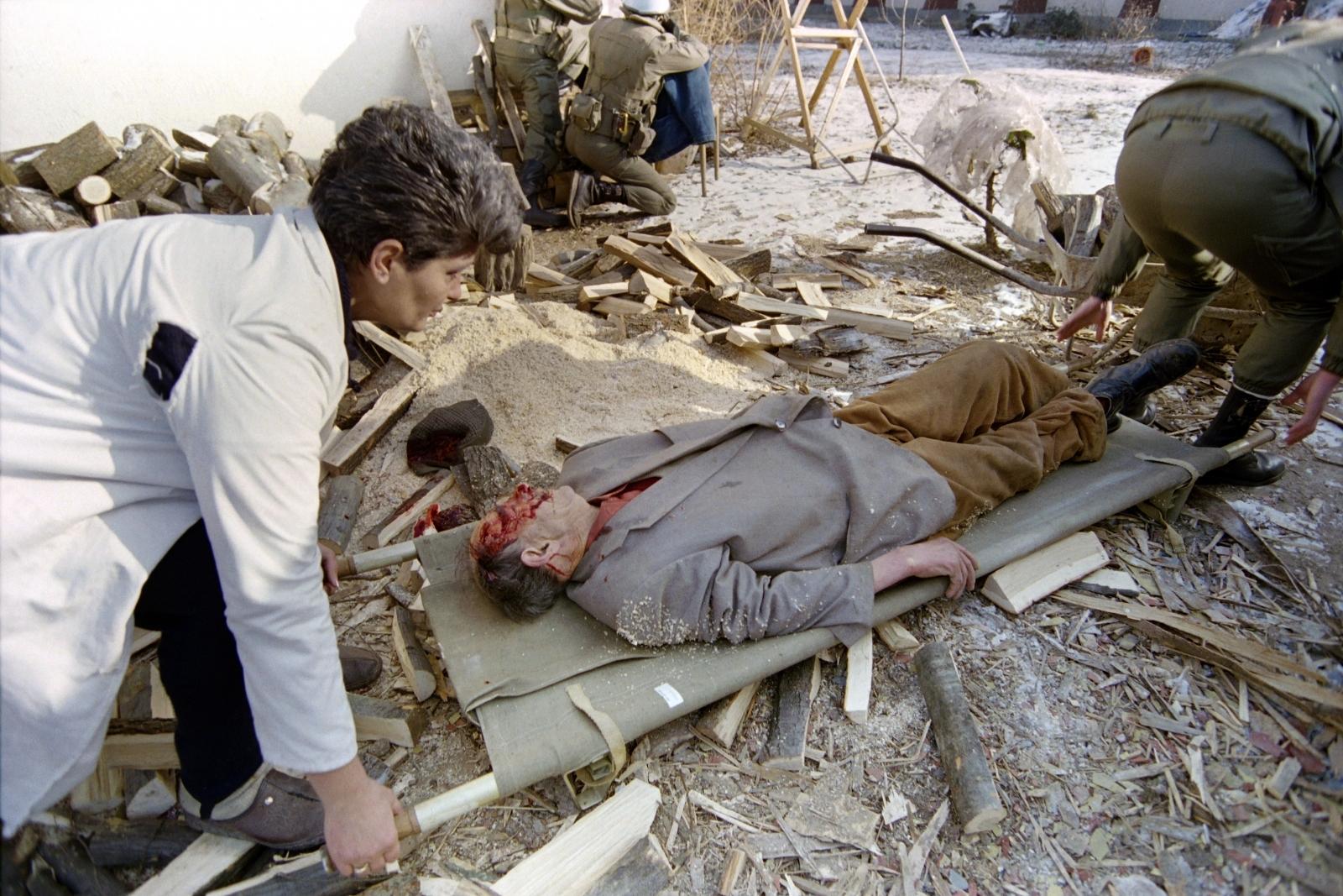 Bosnia war
