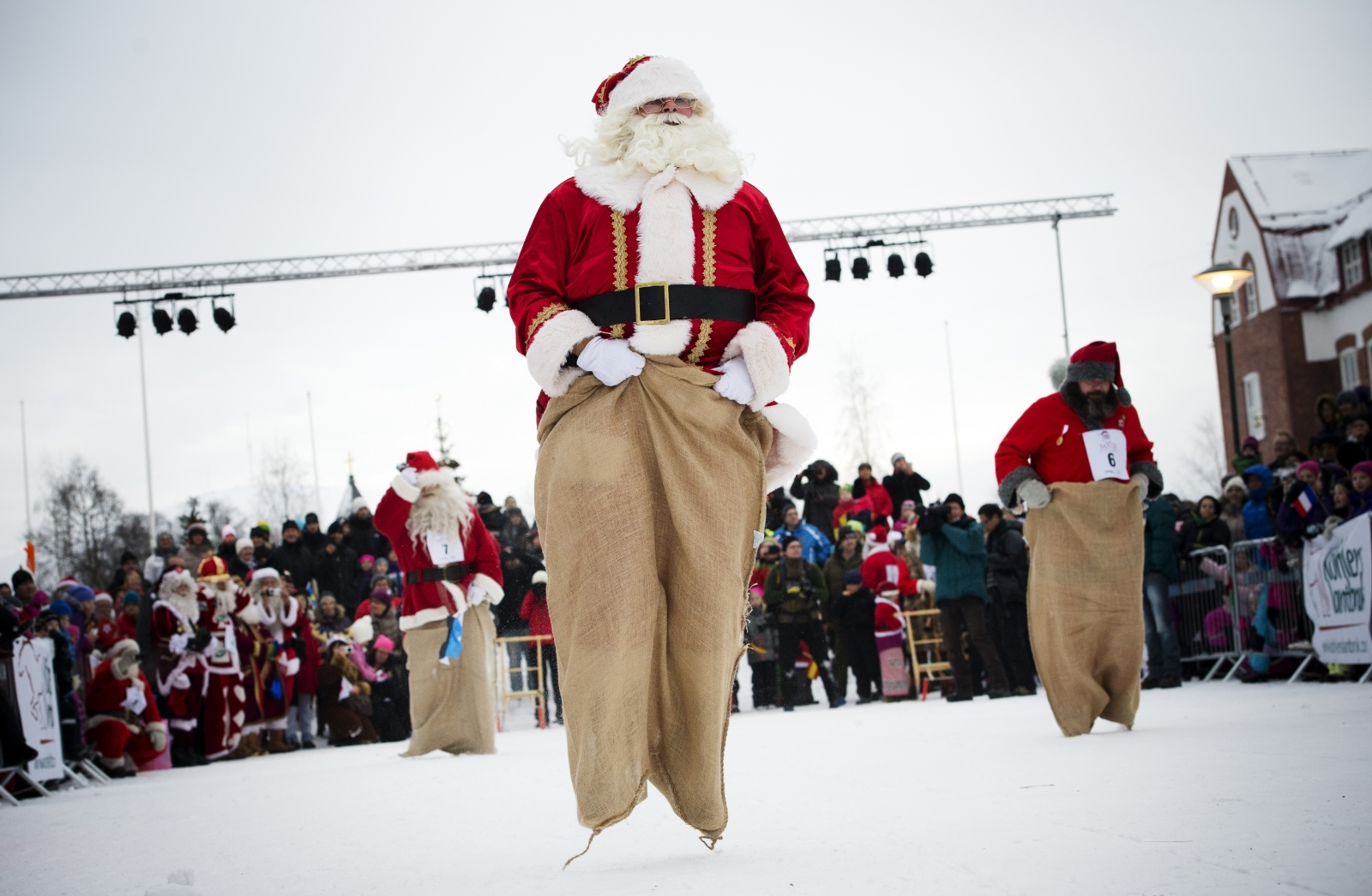 Buffalo Christmas Parade set for December  9