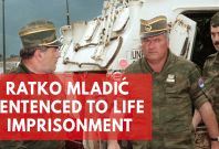 Ratko Mladic Sentenced to Life Imprisonment For Bosnia Genocide