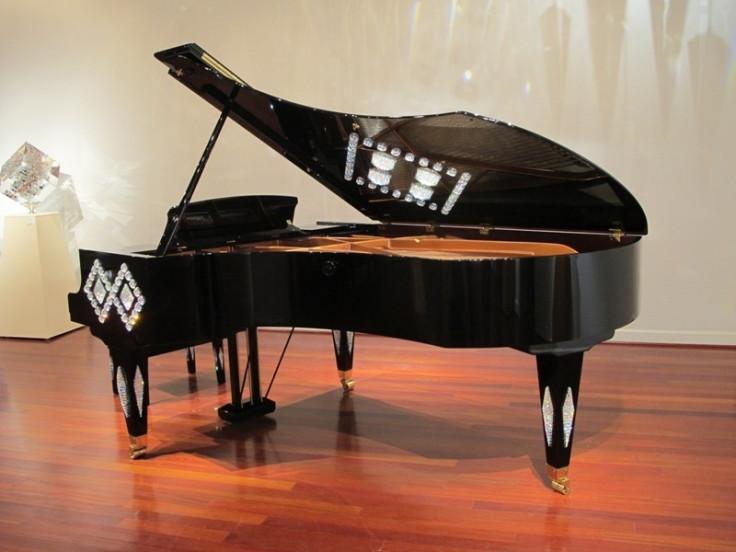 Kuhn-Bosendorfer Crystal Piano