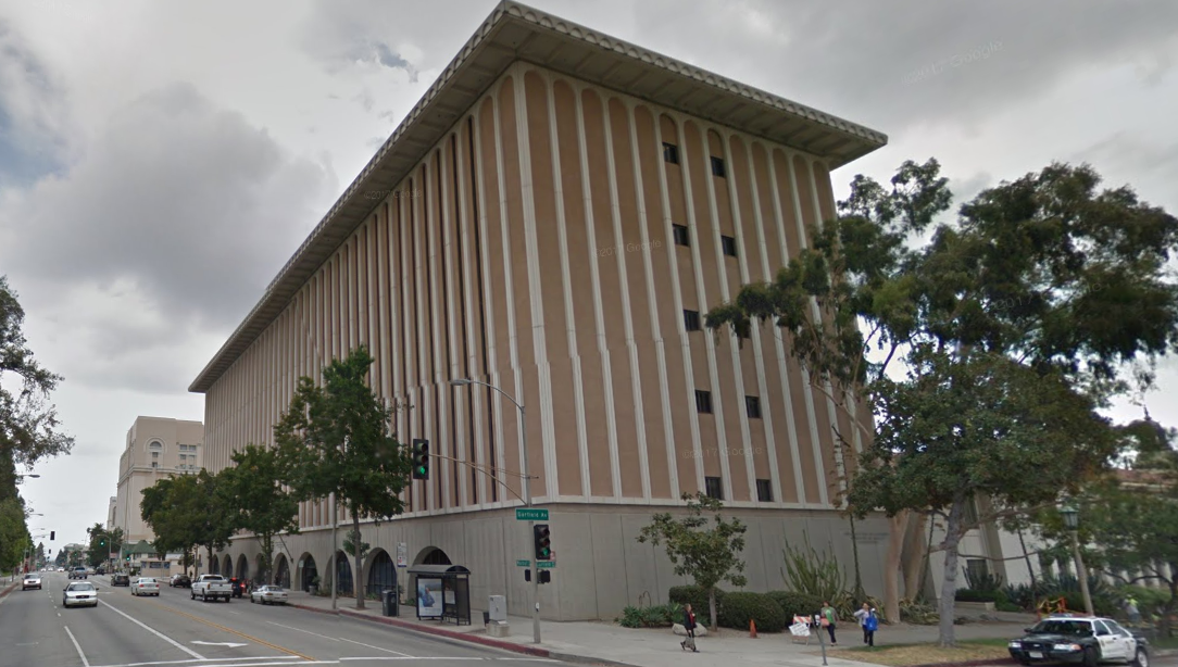 Pasadena Superior Court