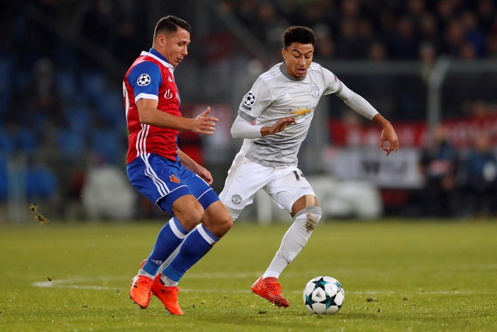 Basel vs Manchester United