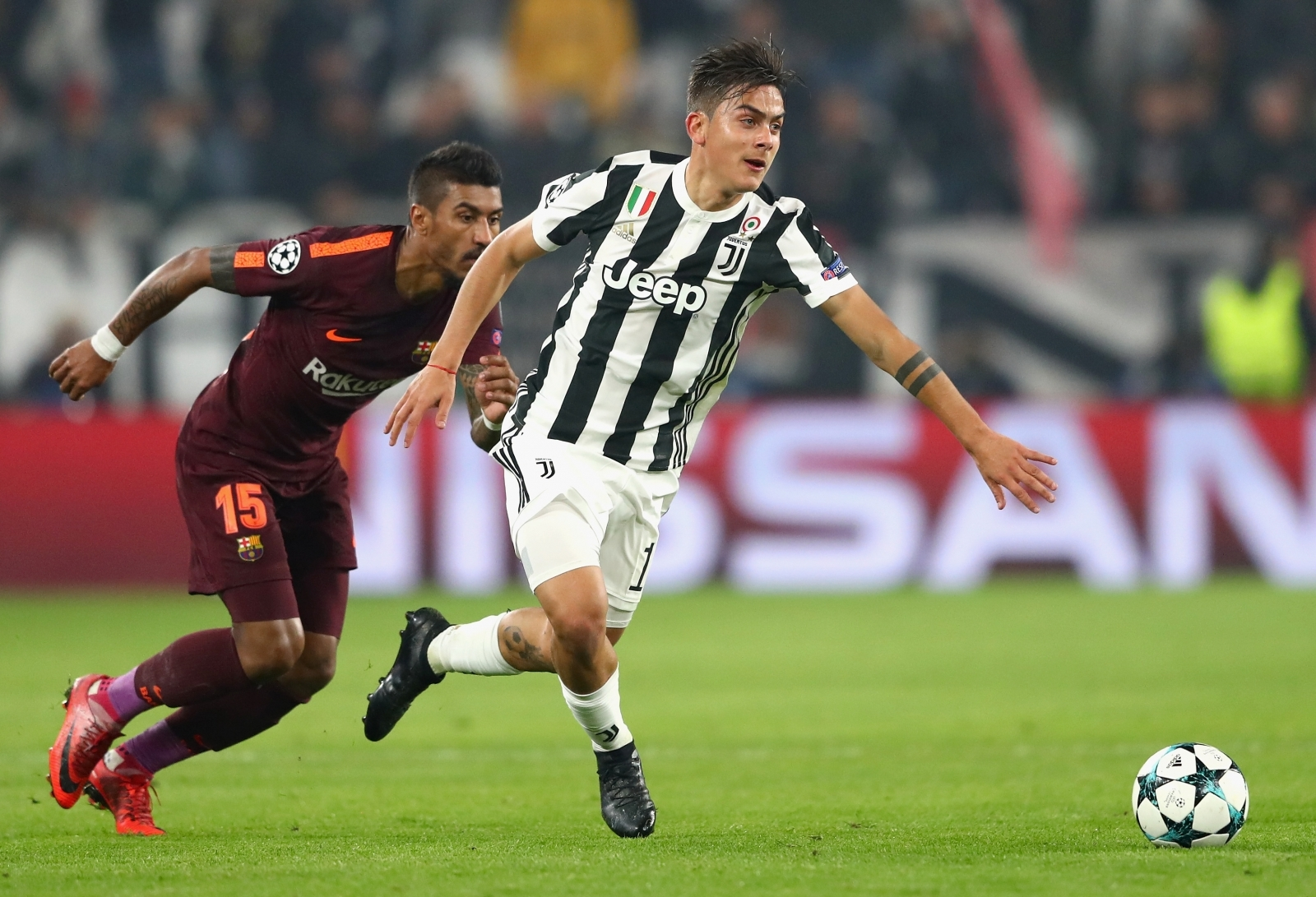 4d41395ceda Juventus shrug off Paulo Dybala exit rumours as Manchester United circle