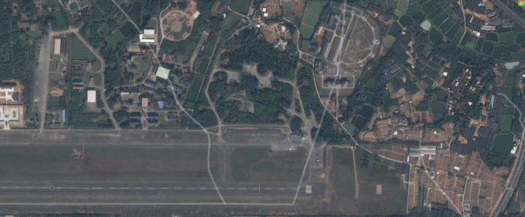 Chinese SAM site