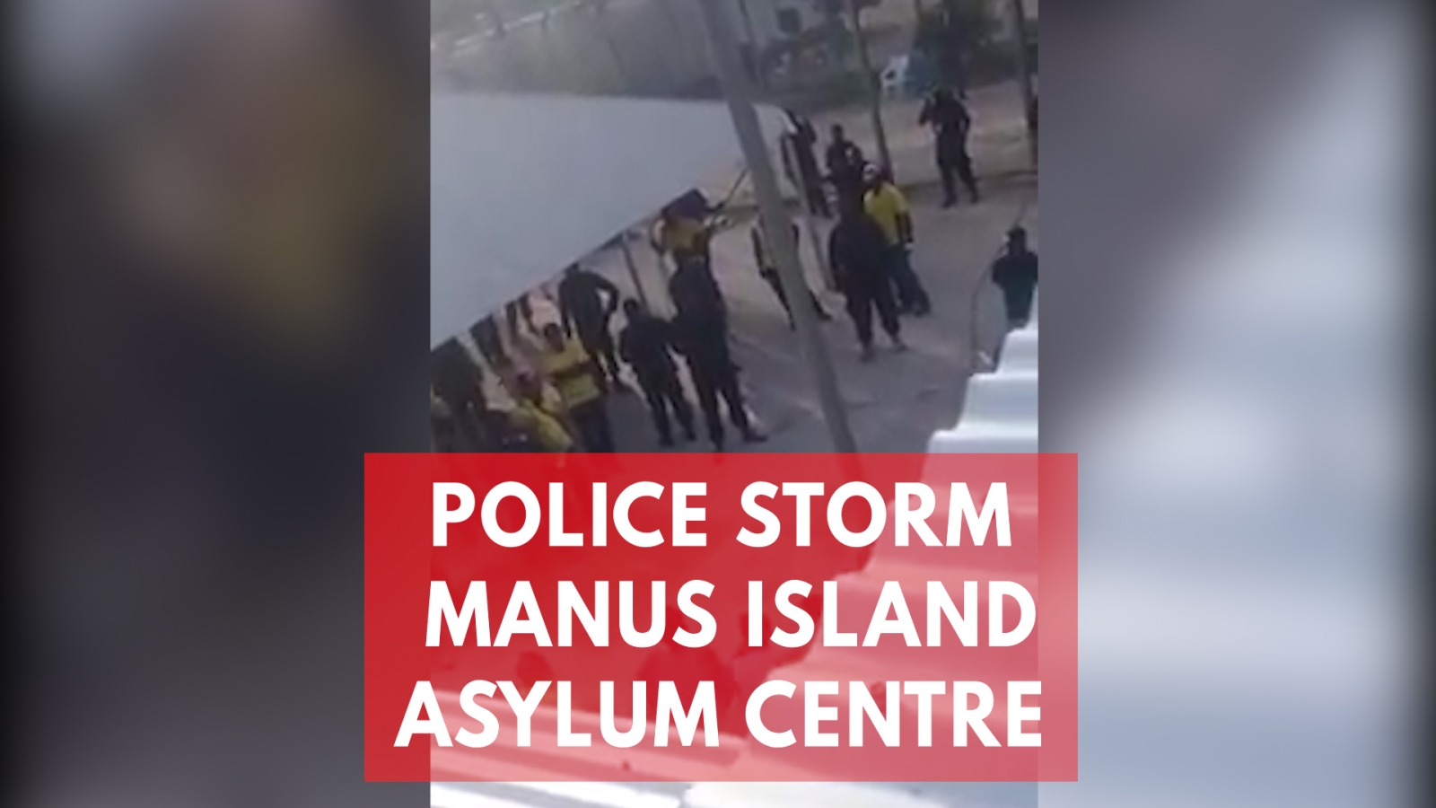 papua-new-guinea-police-order-manus-island-asylum-seekers-out-of-camp