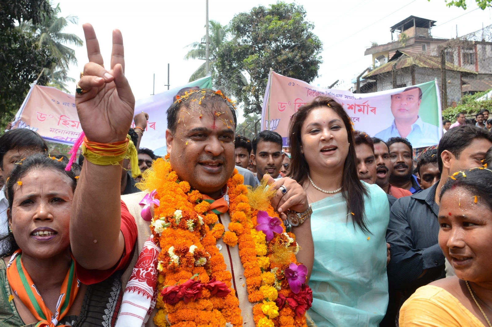 Himanta Biswa Sarma sin cancer