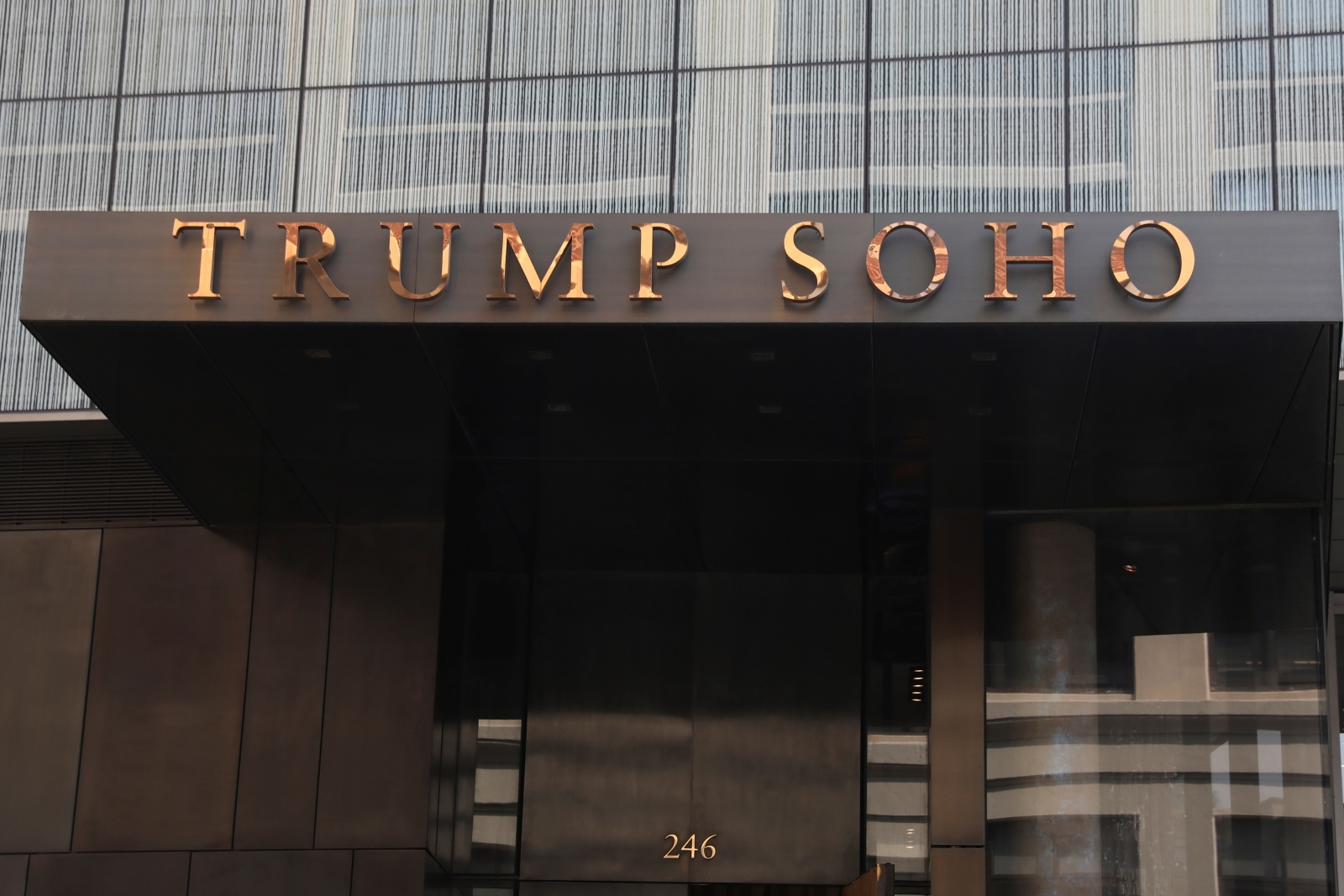 The Trump Soho Hotel Is Dropping