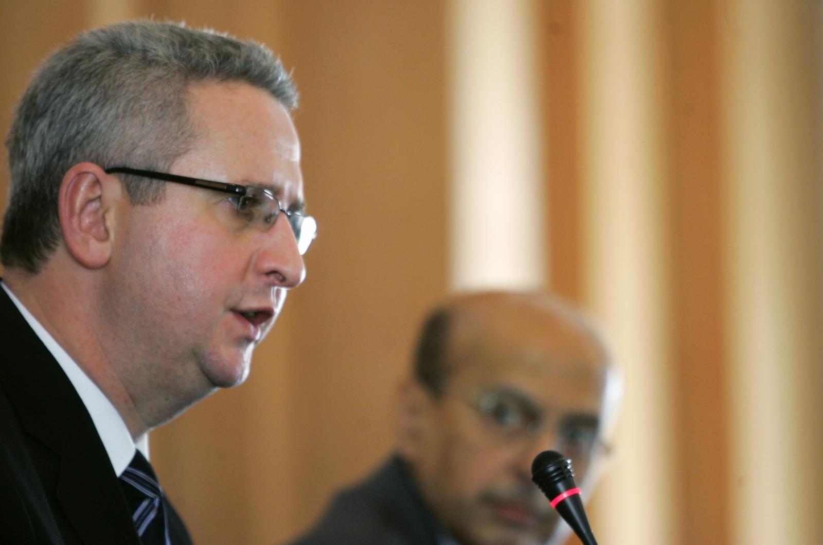 Ivan Lewis MP