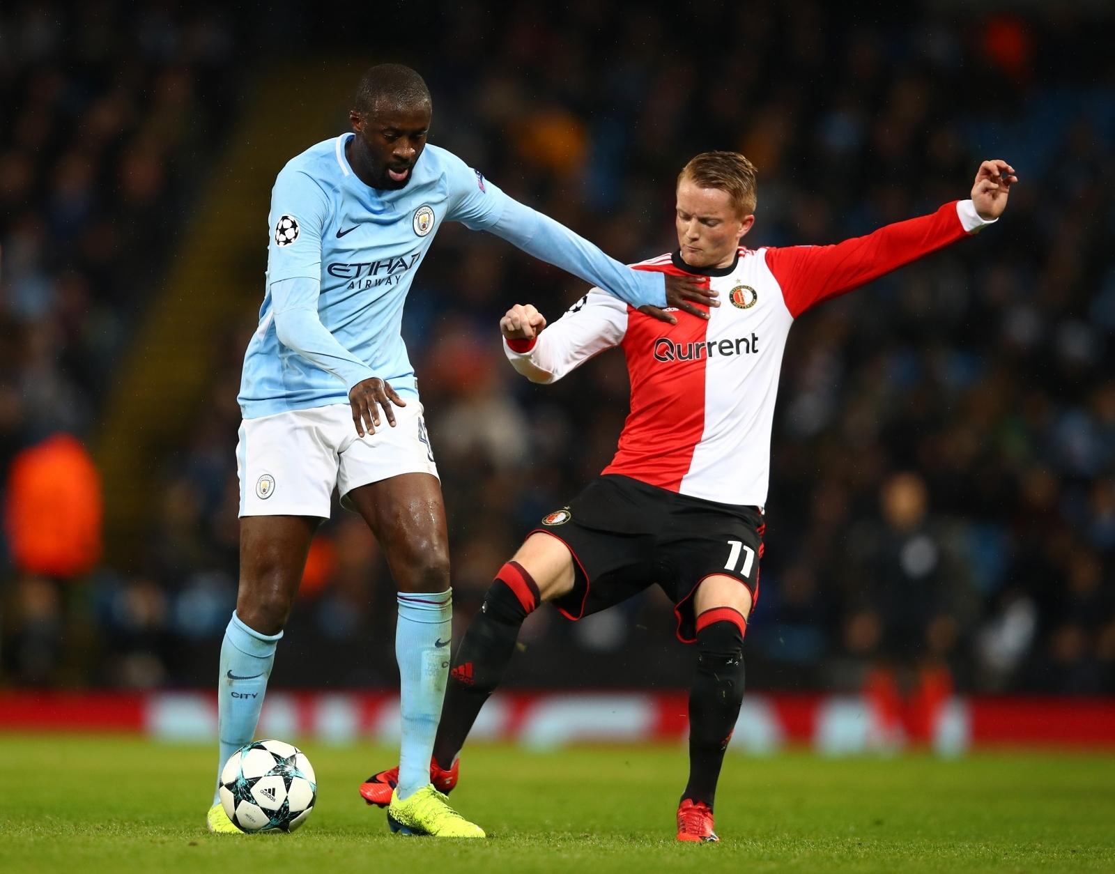 Yaya Toure reveals Pep Guardiola tore into lazy Manchester City
