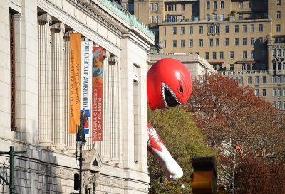 Macys Thanksgiving Parade balloons 2017