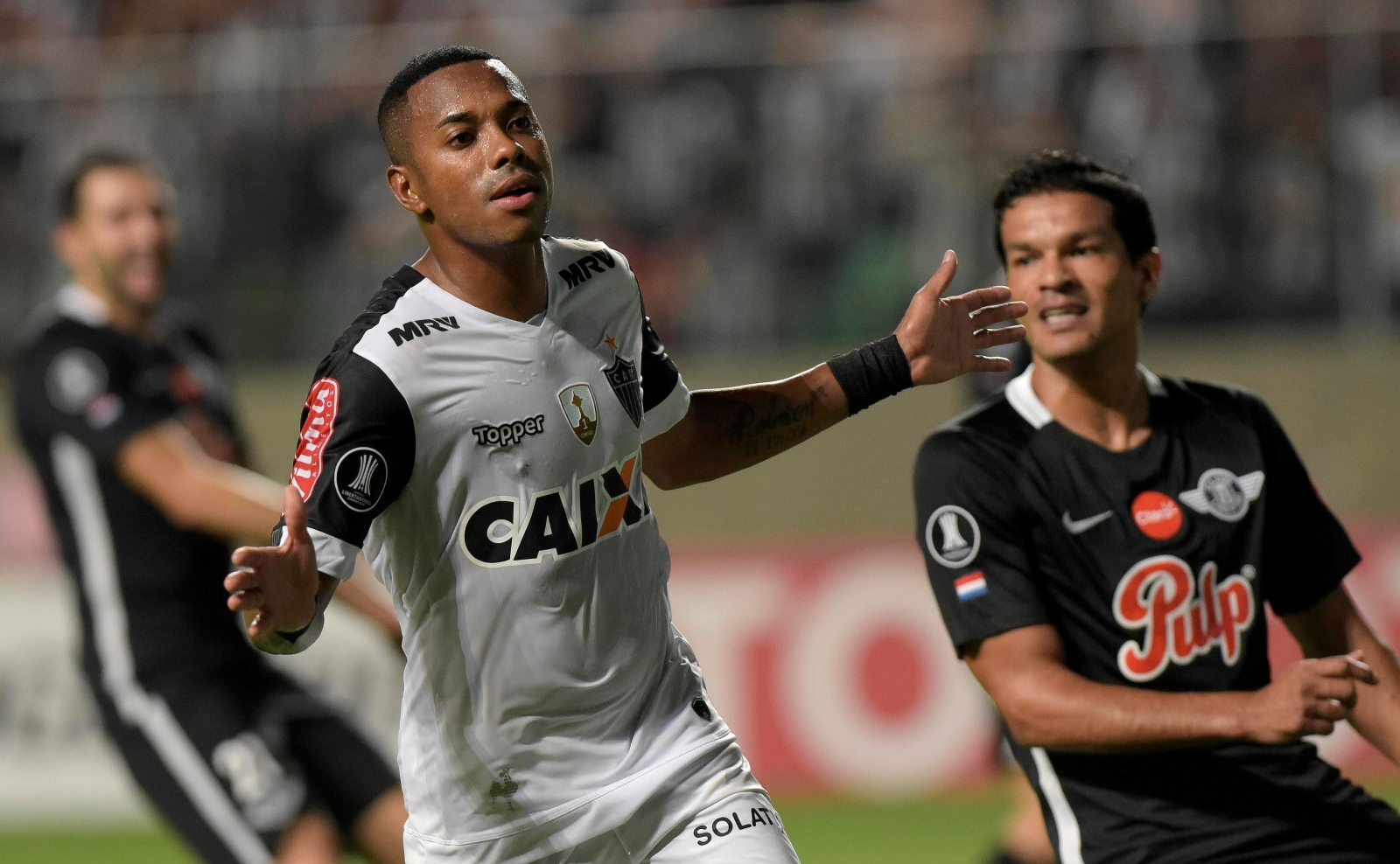 Robinho Sentenced To Nine Years In Prison