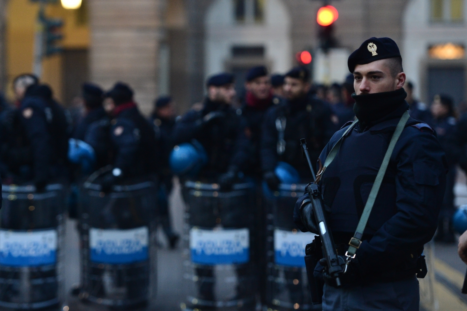 Italy police