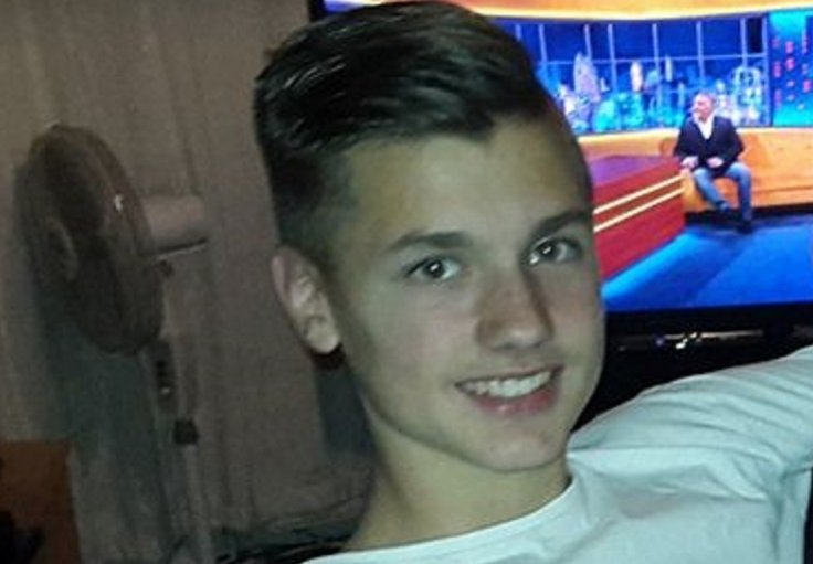 Teen stabbed to death — 9