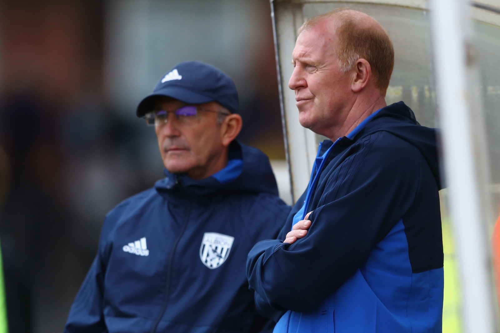 Megson is not auditioning for West Brom job