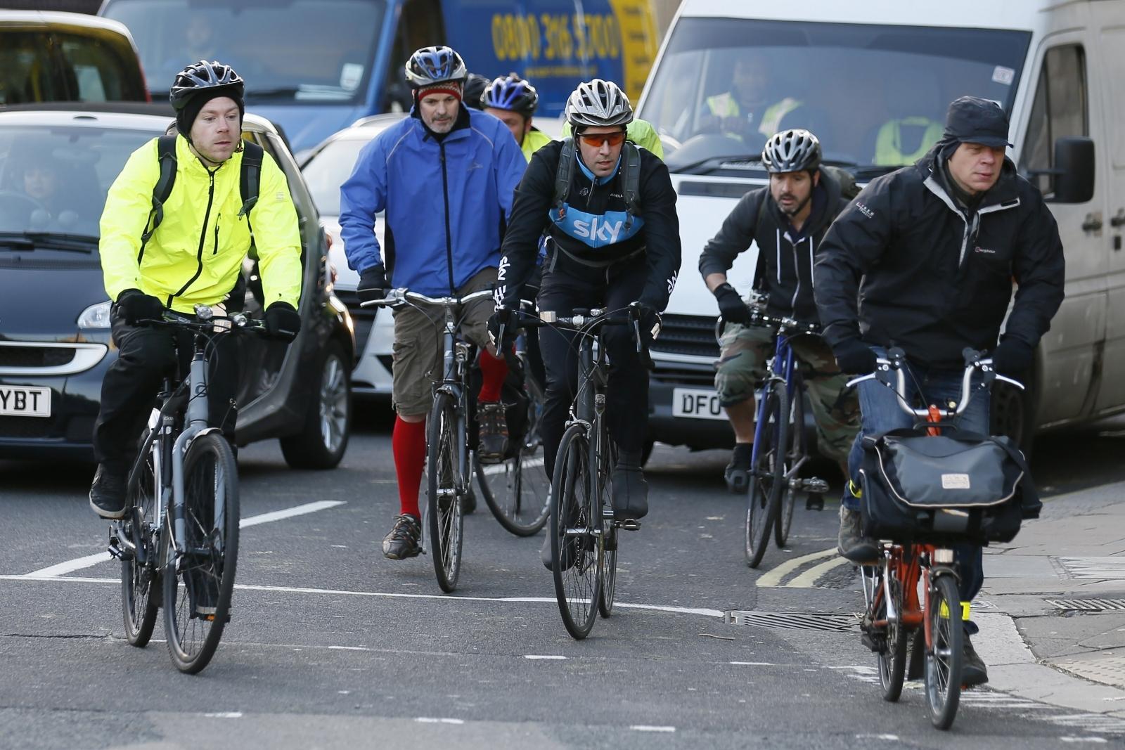 Government Raises Spectre of Compulsory Bike Helmet Laws