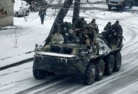 Ukraine Luhansk