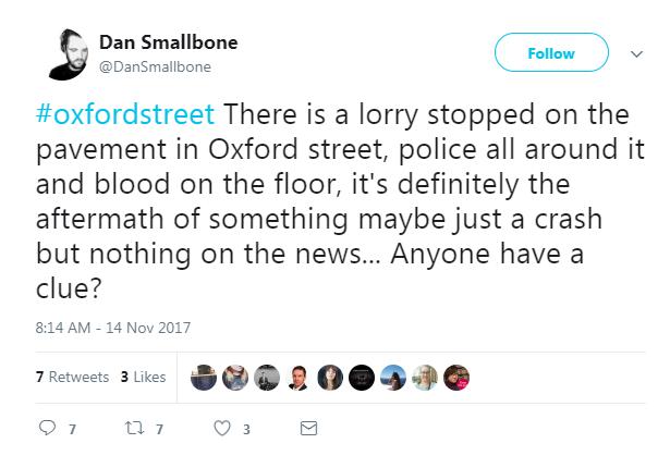 Daily Mail tweet