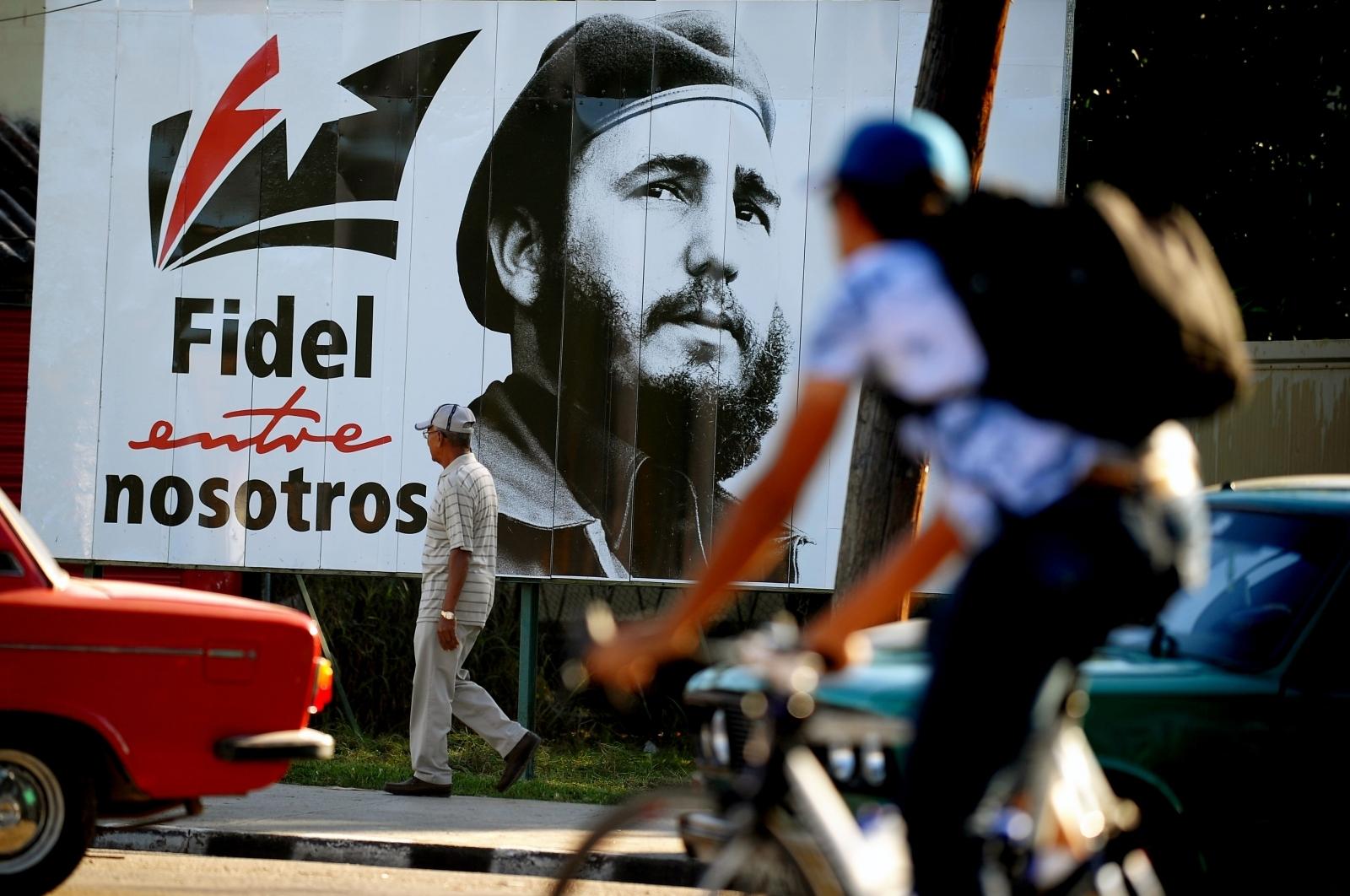 Fidel Castro, cuba