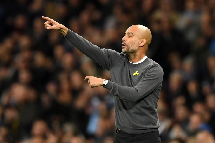 Pep Guardiola admits Manchester City can't to compete with top European teams
