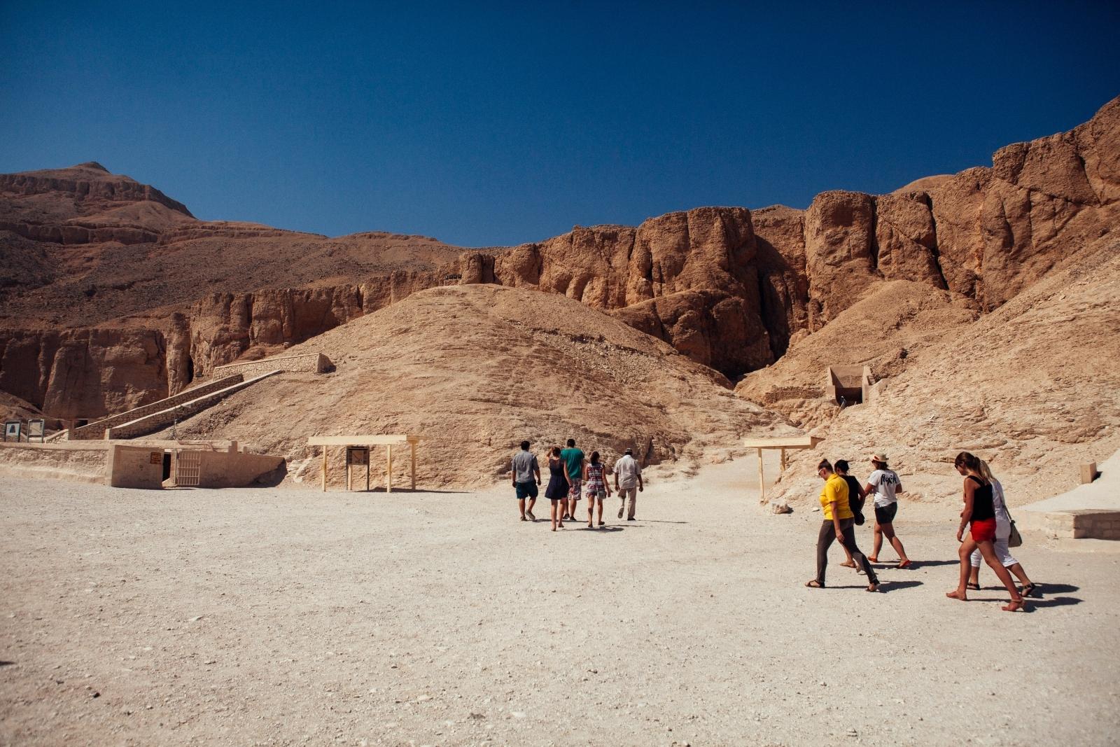 Ancient Egypt sites