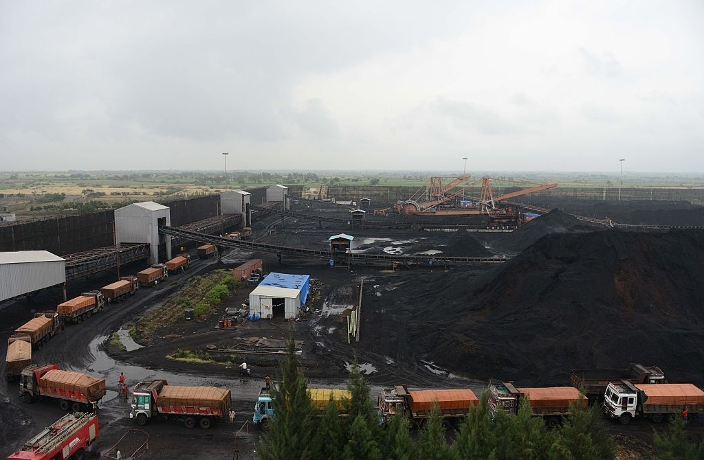 Coal-fired power planet