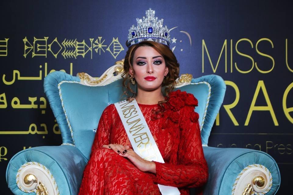 Miss Iraq Sarah Idan
