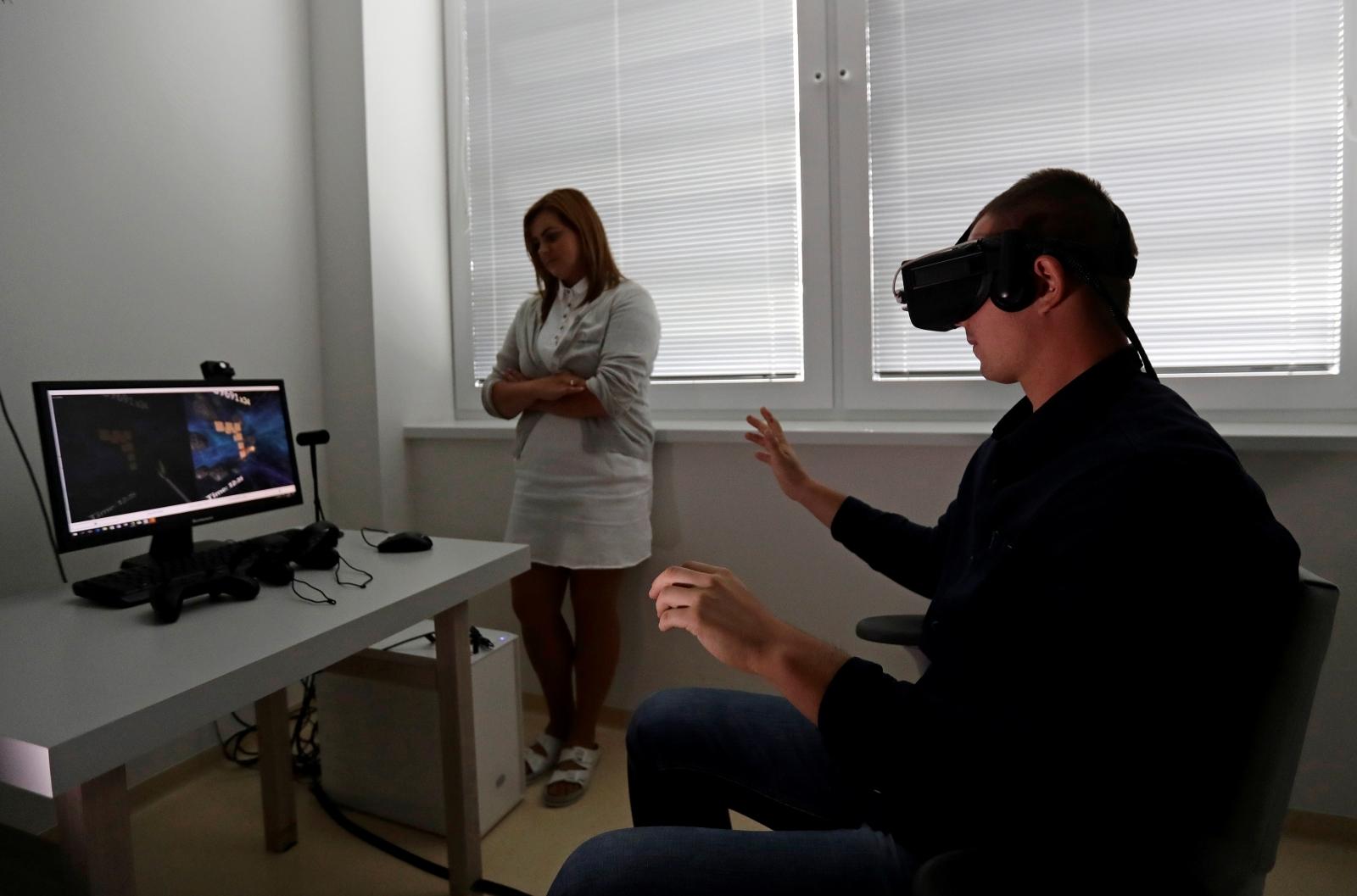 Nasa VR enivornments