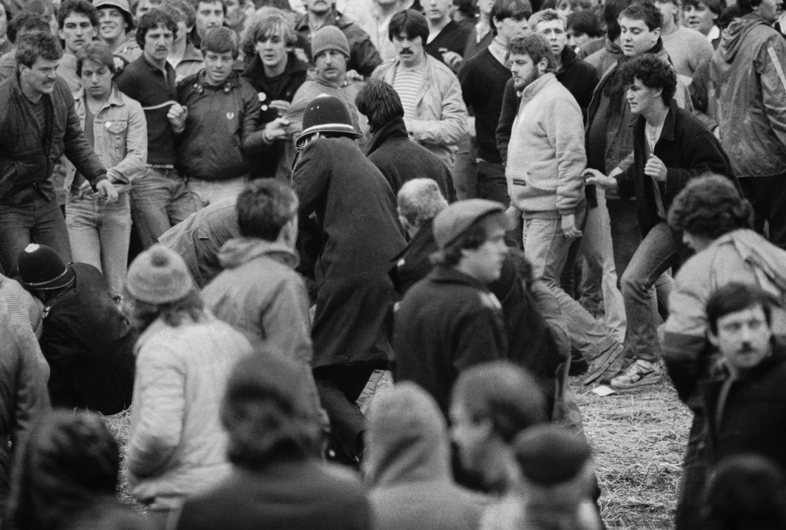 Miner's strike 1984