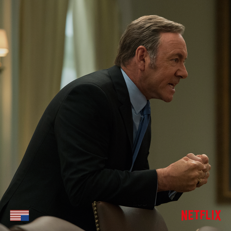 House of Cards extends production break to write out Kevin Spacey
