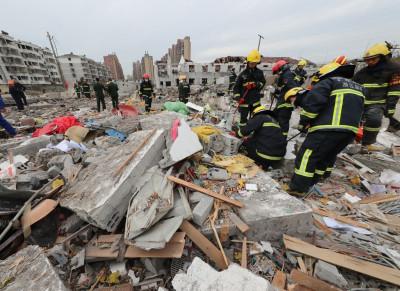 Ningbo china explosion