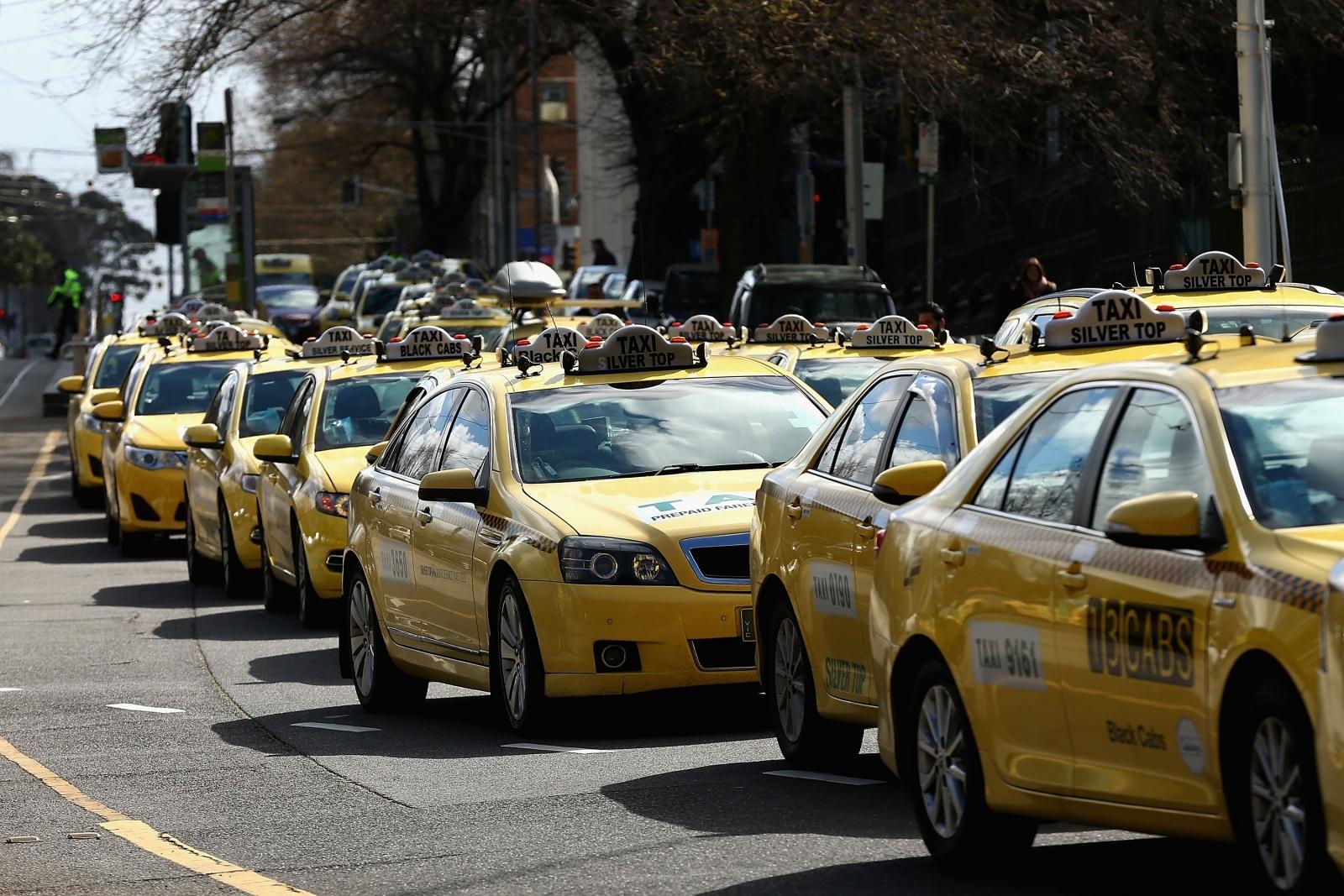 Australia Taxi
