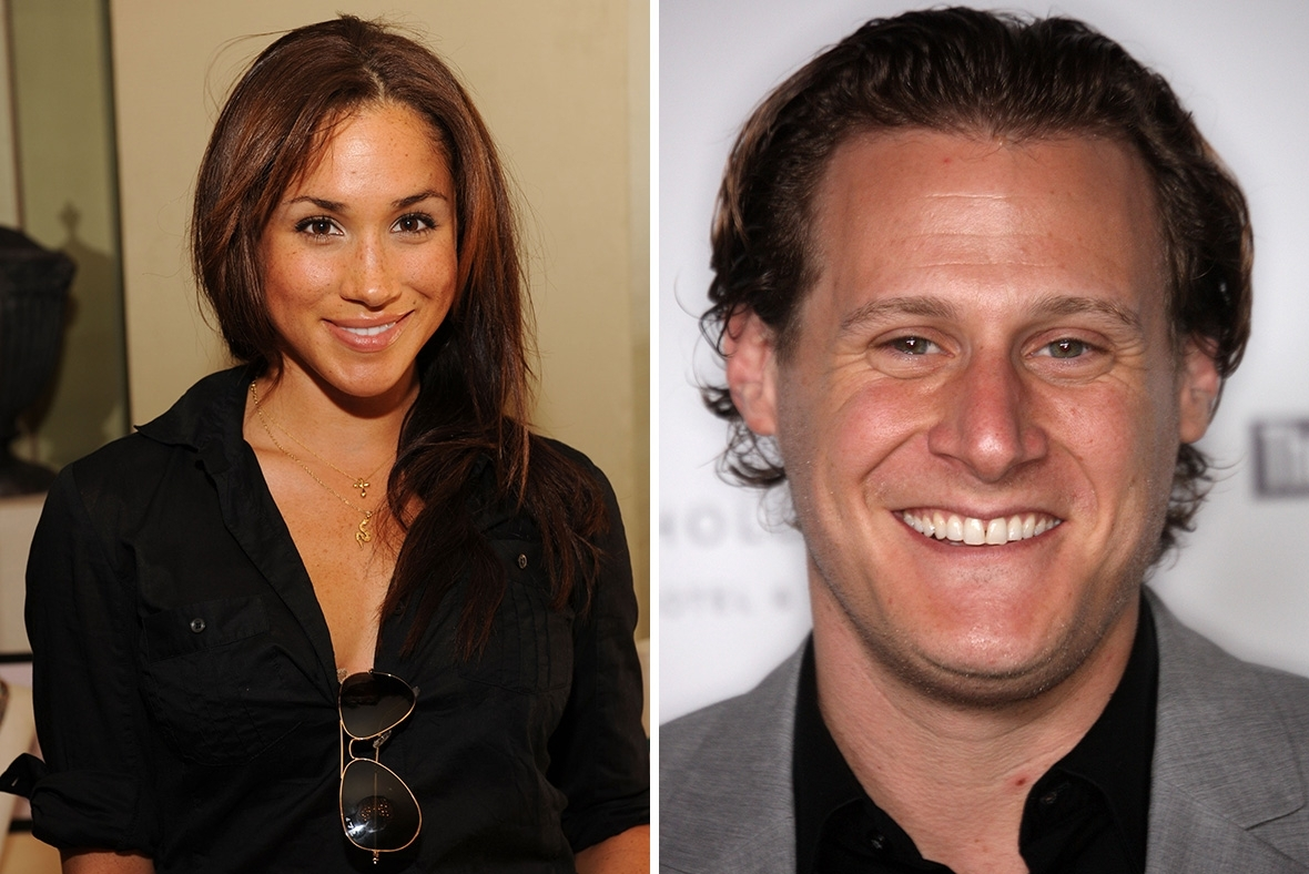 Meghan Markle's Ex-husband Trevor Engelson Trying To Sell