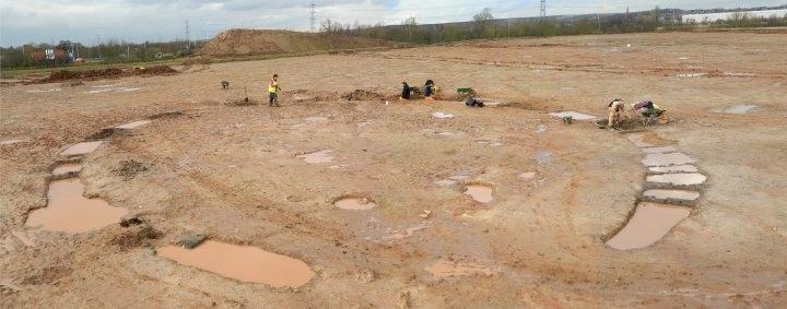 Leicestershire Iron Age treasure trove
