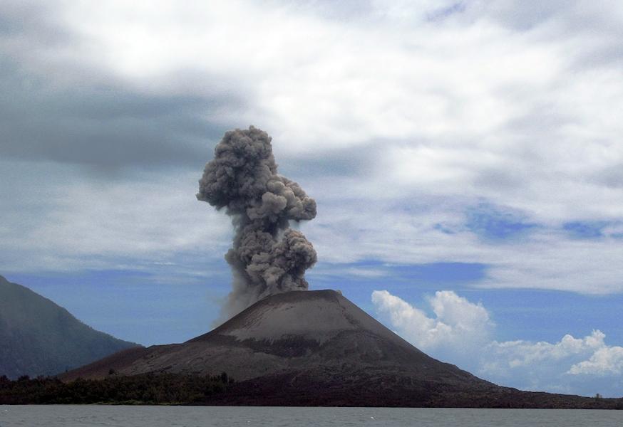 Mt .Krakatoa