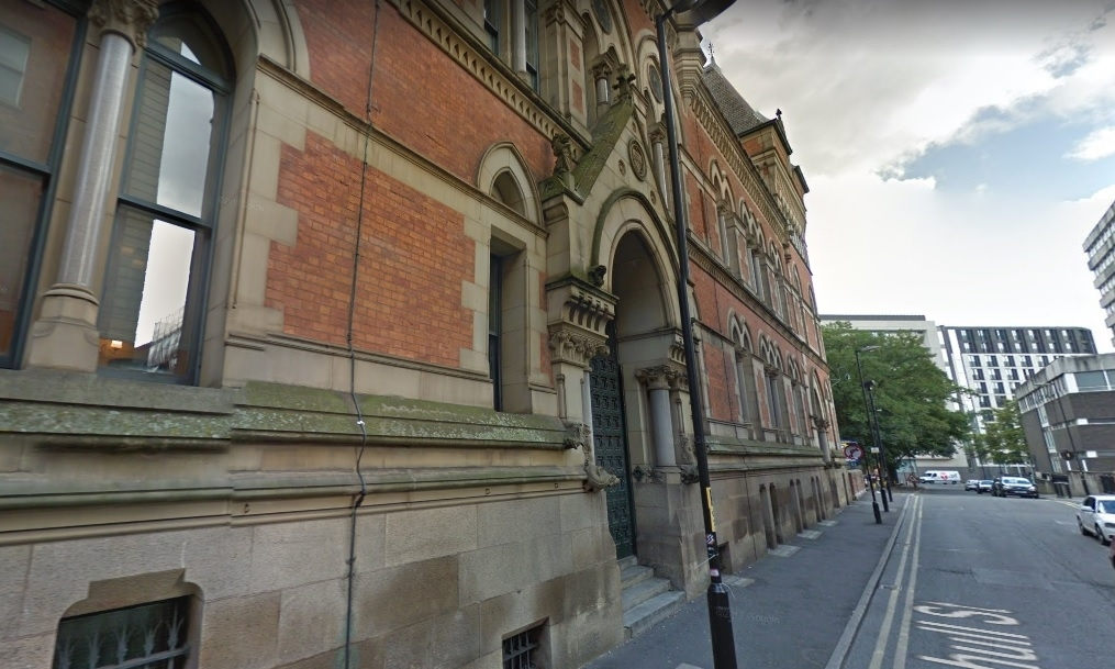 Manchester's Minshull Crown Court