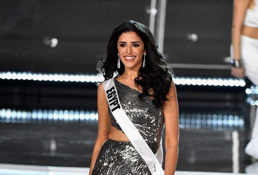 Miss Egypt Farah Sedky