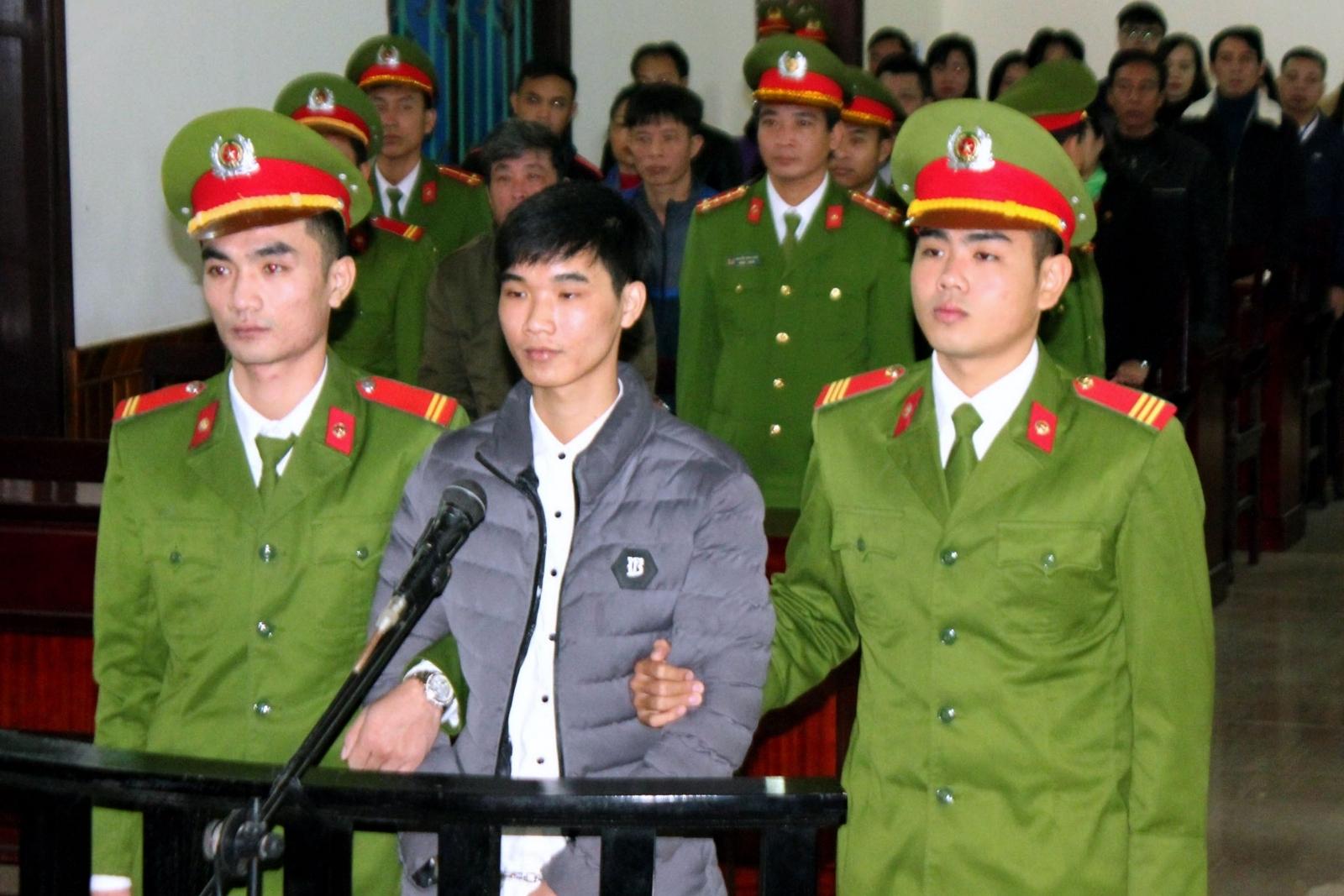 Vietnamese blogger Nguyen Van Hoa