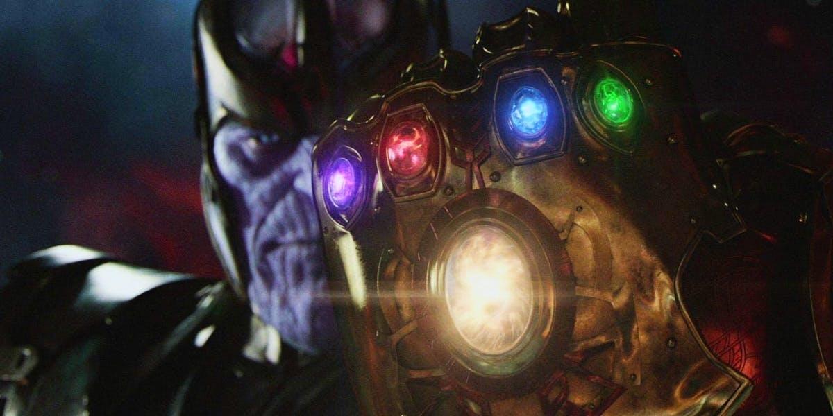 Thanos Infinity War Avengers