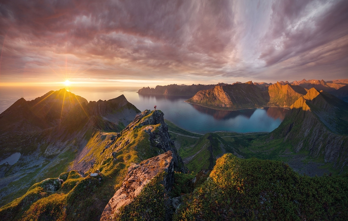 Masters of Landscape Photography