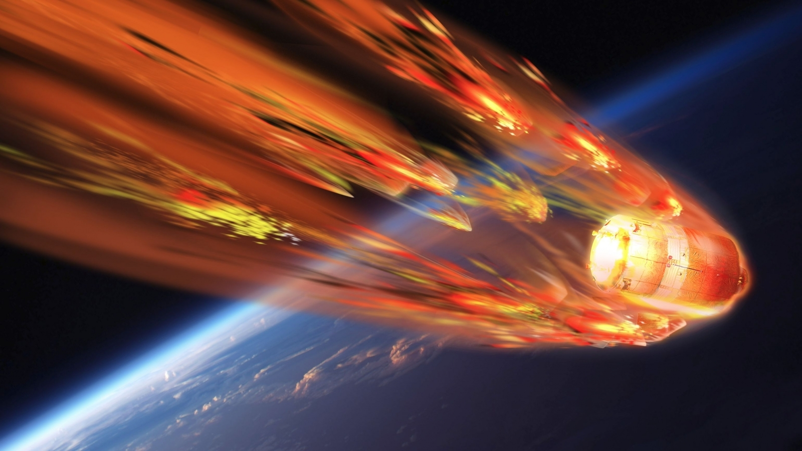 tiangong1 when and where will chinas outofcontrol