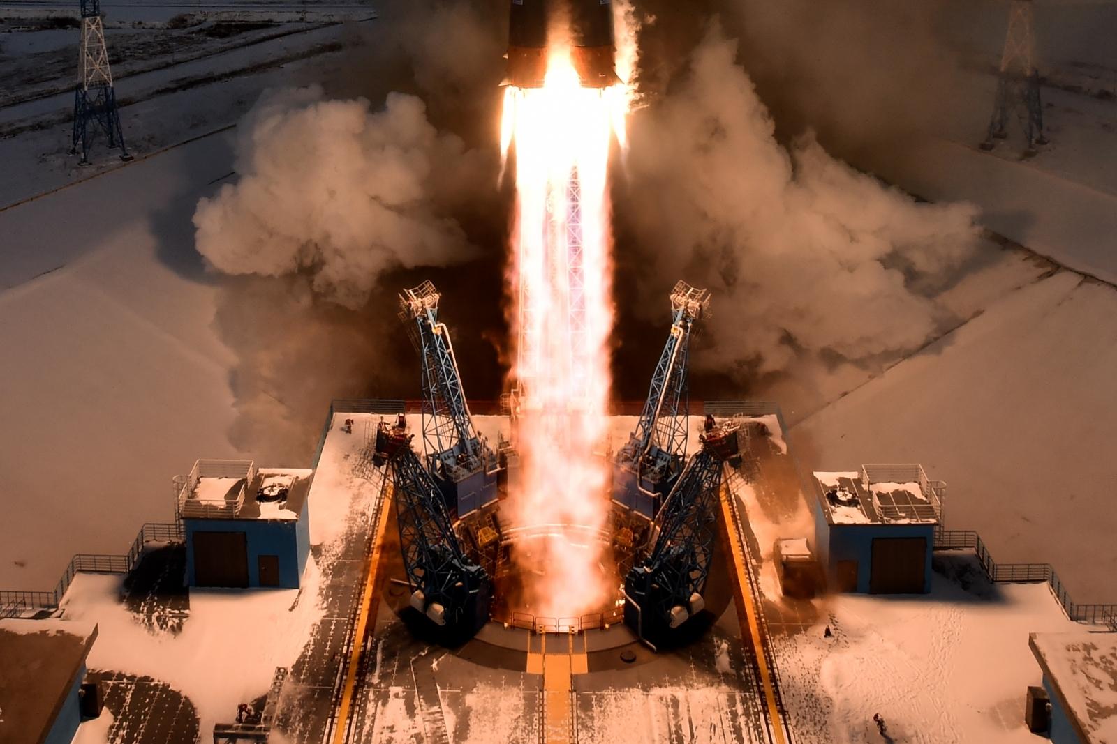 Russia's Meteor-M 2-1