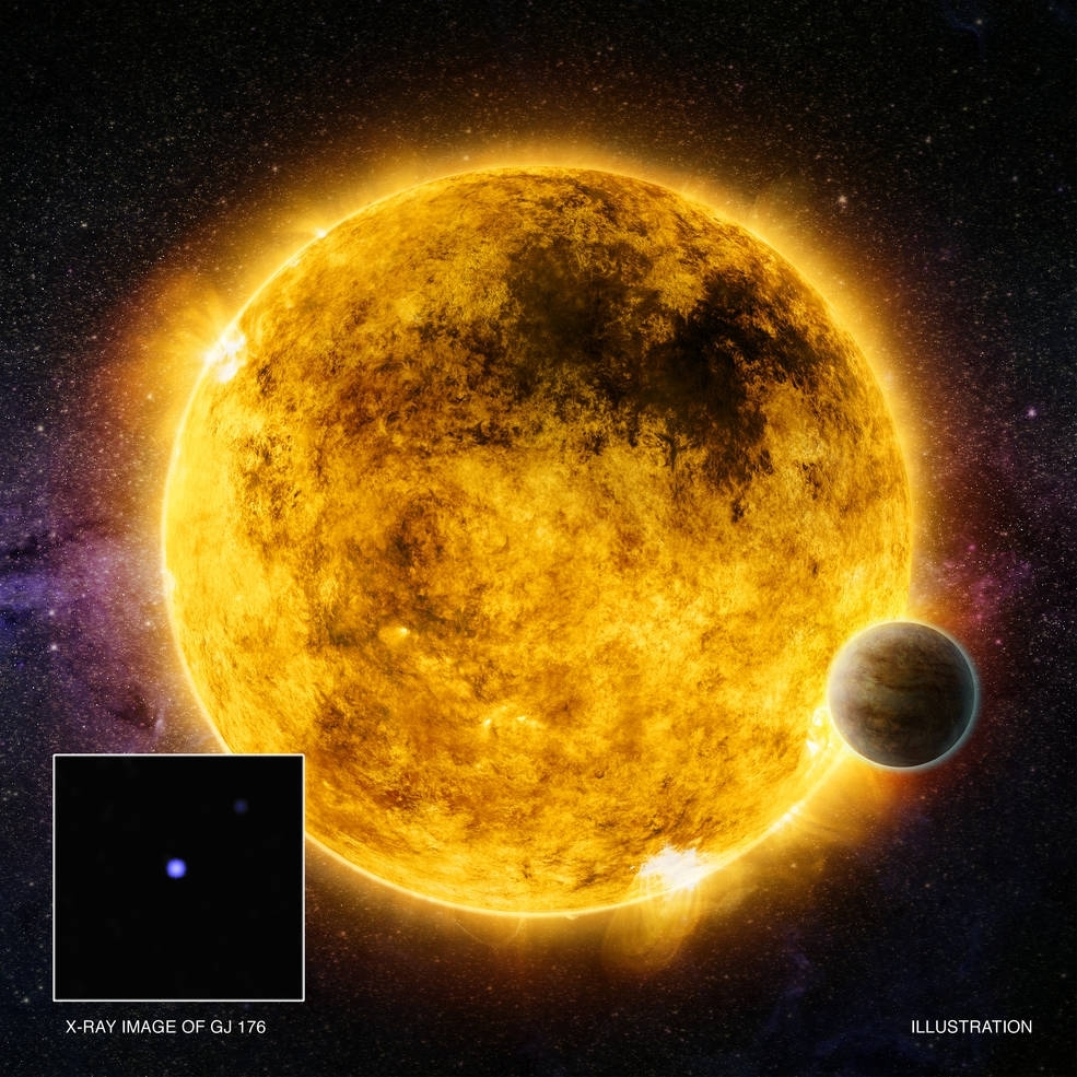 Hot Jupiter- Red Giant