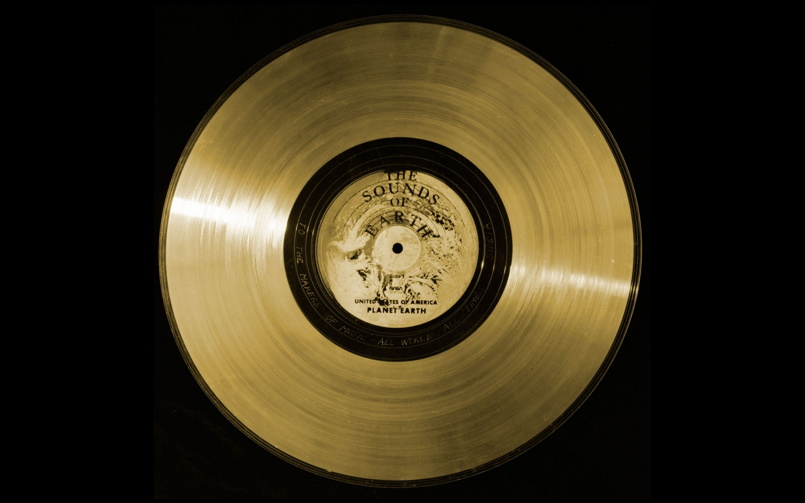 Golden Voyager record