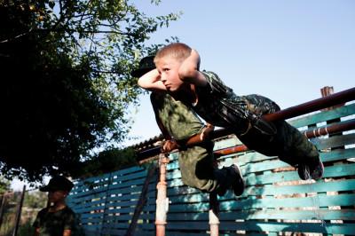General Yermolov Cadet School Russia