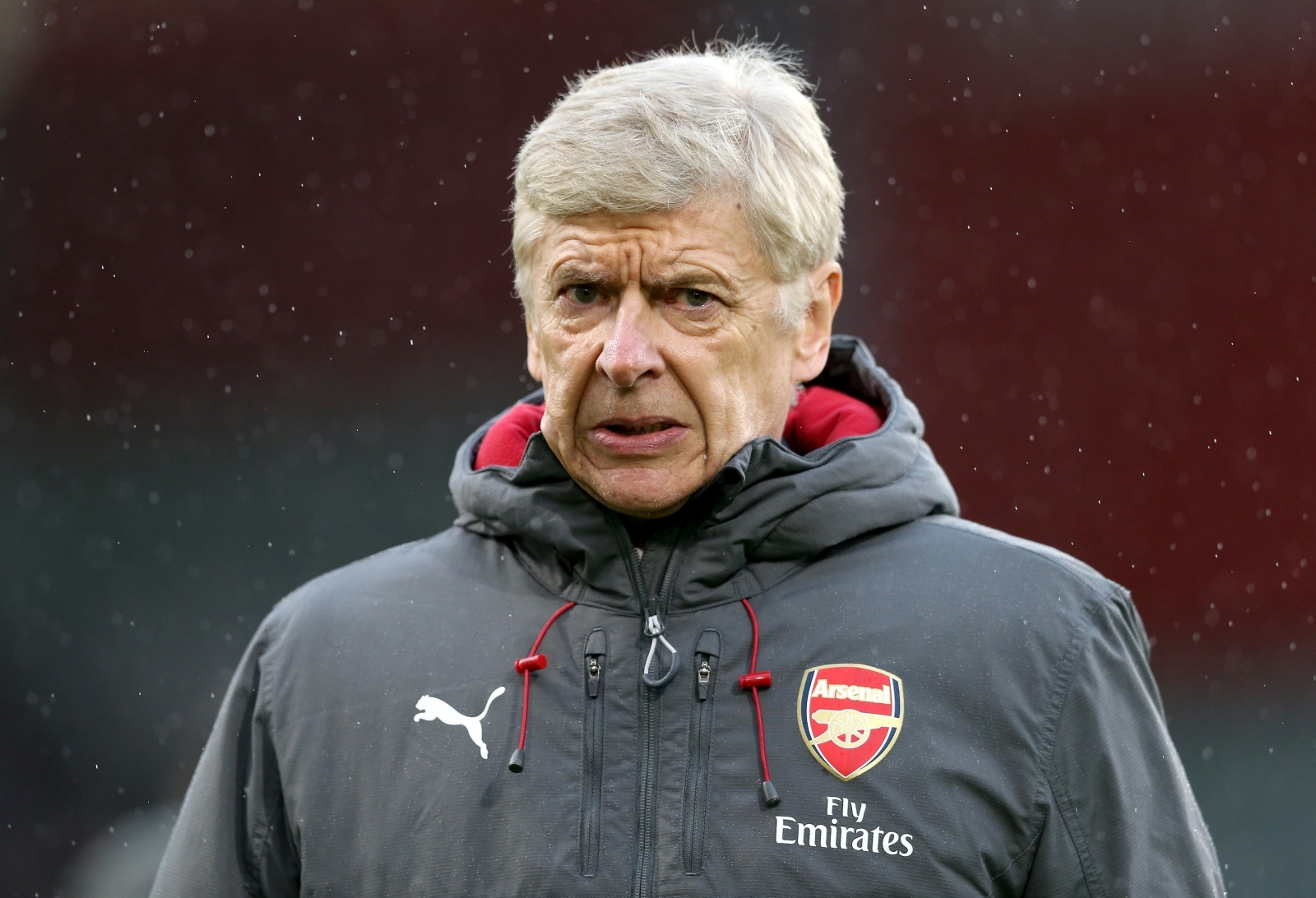 Arsene Wenger Rules Out January Moves For Arsenal's Star Duo