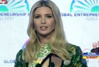 Ivanka Trump Promotes Gender Equality At 2017 Global Entrepreneurship Summit In India