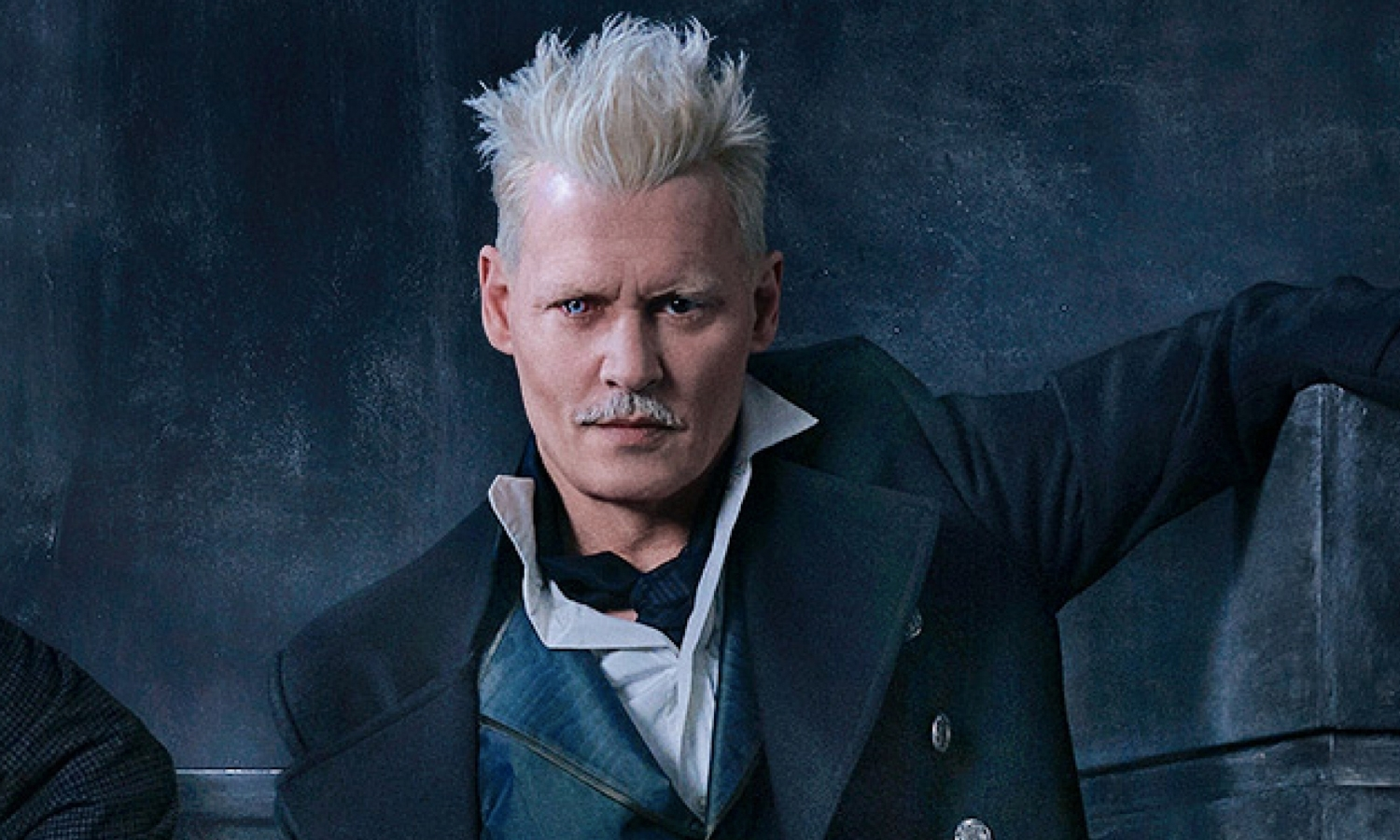 'Fantastic Beasts' Director Defends Keeping Johnny Depp as Grindelwald
