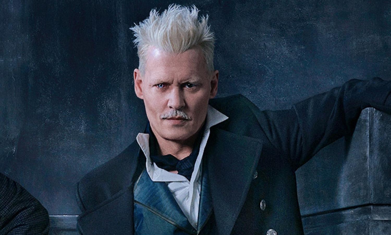 Fantastic Beasts Johnny Depp