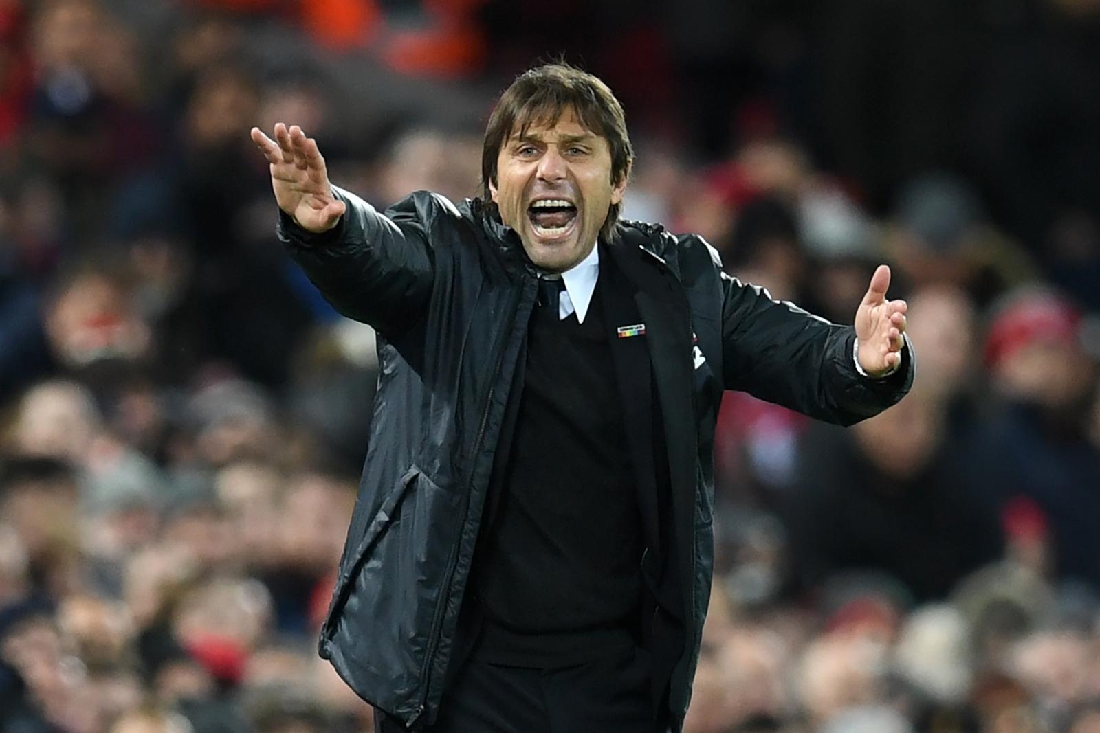 Antonio Conte reveals how Blues can catch Manchester City